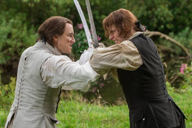 The Anxiety of Reproduction: Patrilineage in Outlander