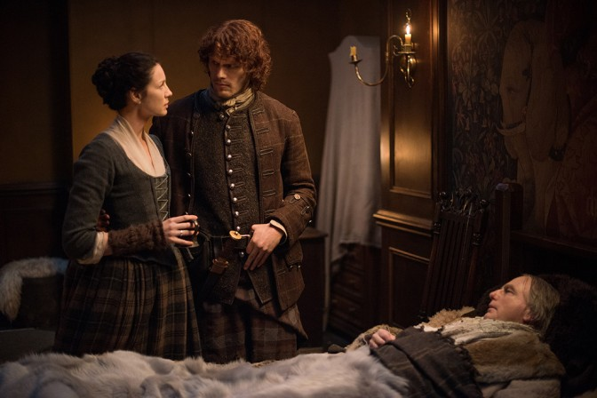 Where's the Sex? Outlander Season 2